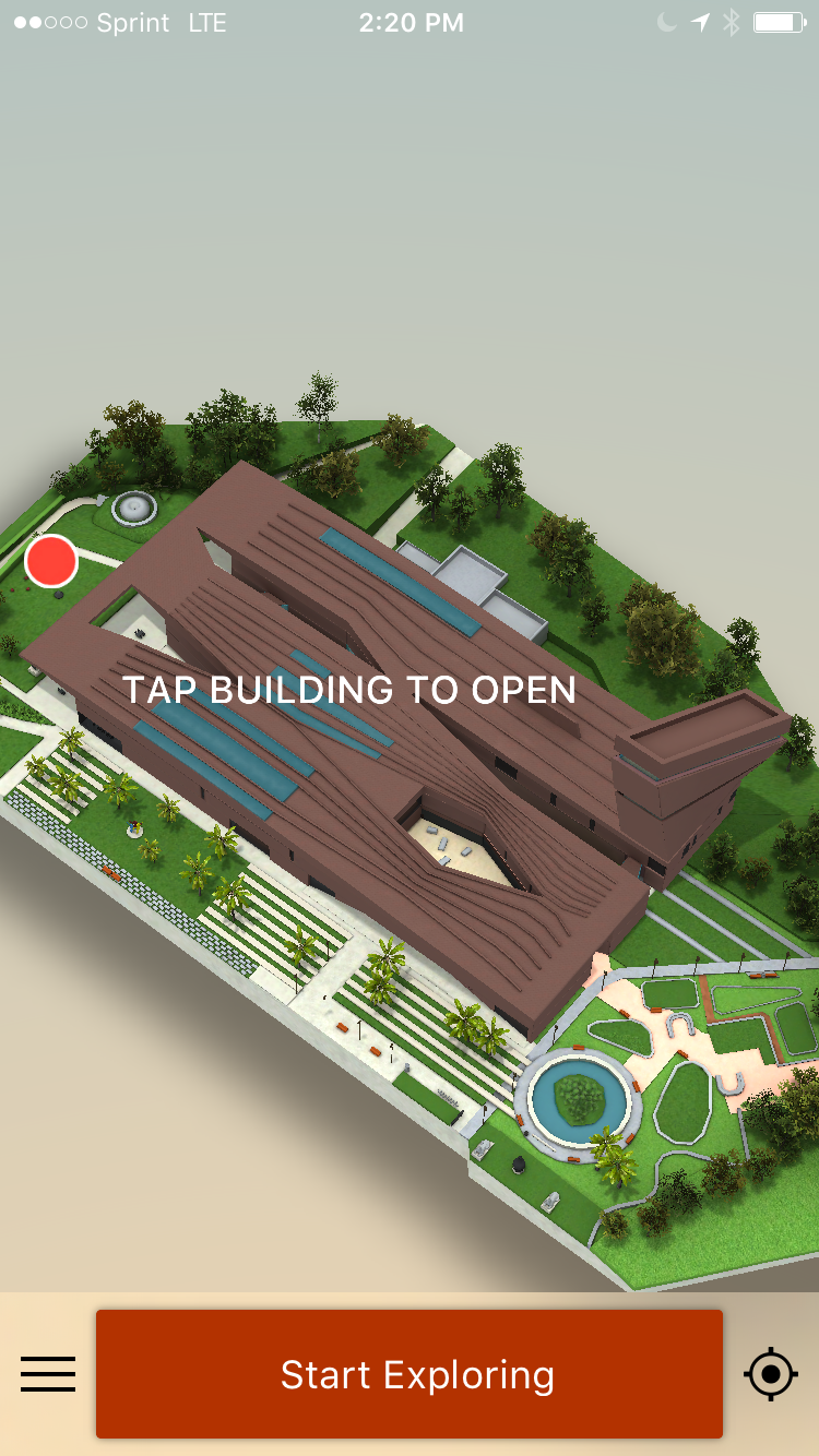 The de Young Museum App by Guidekick as a model for collaborative