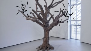 Tree - Ai Weiwei + birds