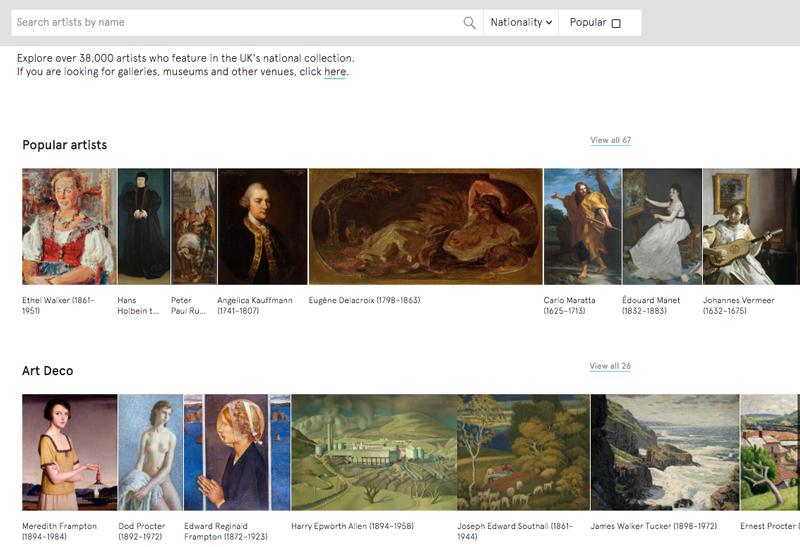 artist-search