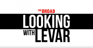 looking with levar intro