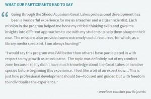 participant quotes